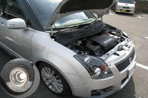 U-UNT防松螺母在汽车上的用例