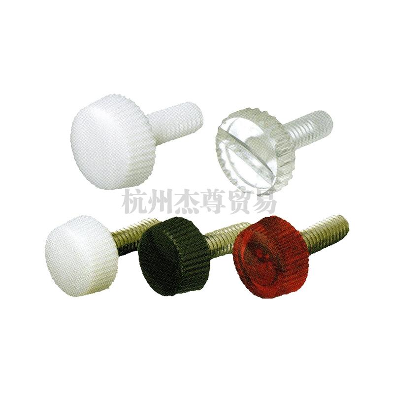 昆山工程塑料 PC螺丝