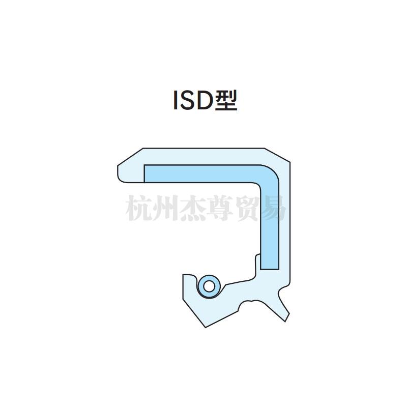 NDK油封 ISD/ISM型
