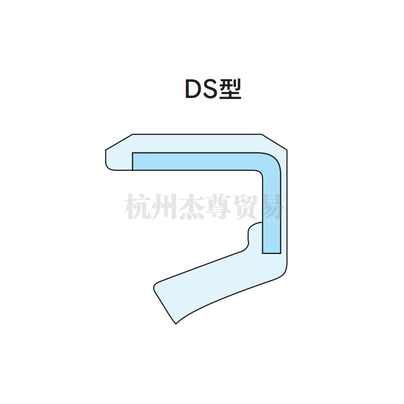 NDK油封 DS/DSR型