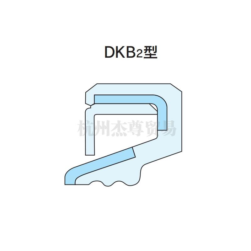 NDK油封 DKB2型