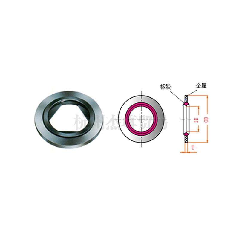 三菱电线 DS-1H内六角螺栓用密封圈