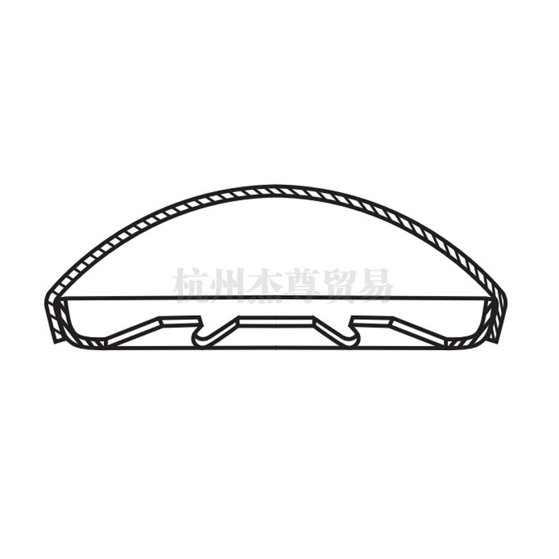 D形帽式螺母(DS)