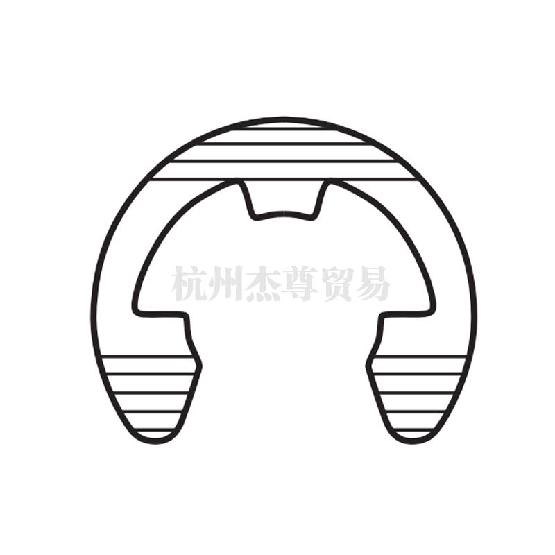 弓式BE型挡圈BETW