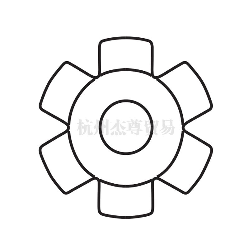 孔用锁紧垫片(RPN)
