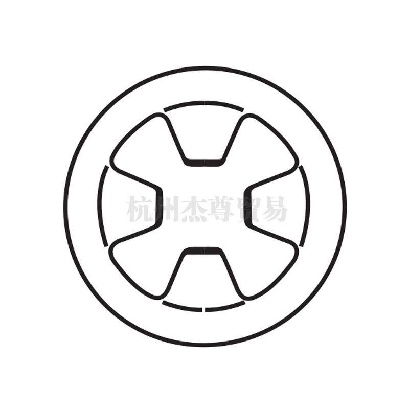 圆形快速螺母(CSN)