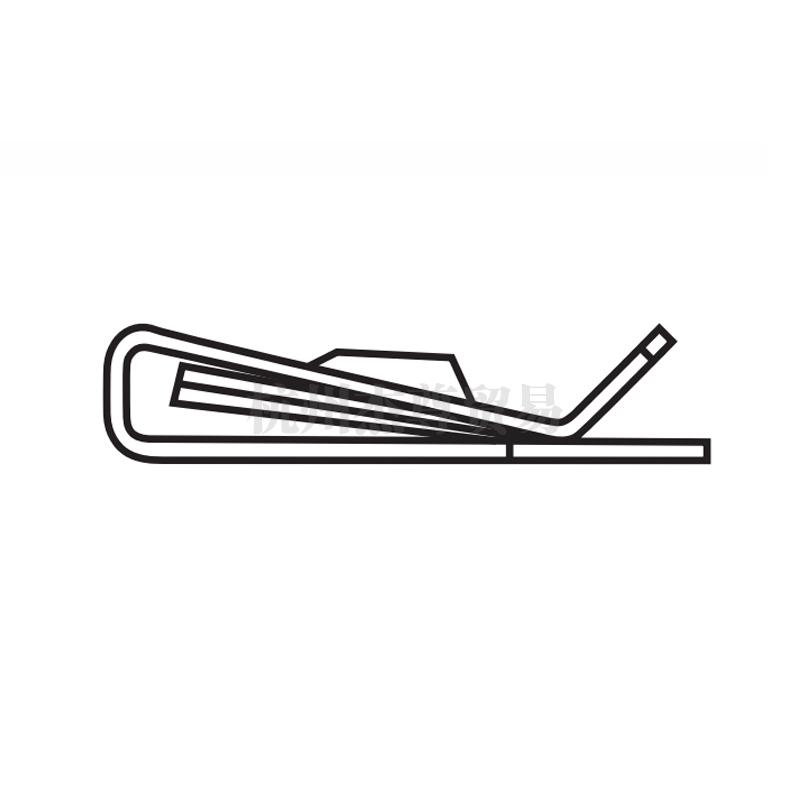 宽形螺杆式快速螺母(WUSN)