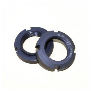 日本HARD LOCK螺母 HLB轴承用薄型