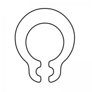 紧握形挡圈(GTW)