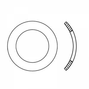 OCHIAI弯曲垫片(MB)